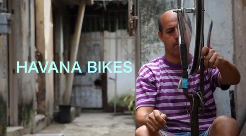 Curta-metragem conta a história da 'revolução da bicicleta' em Cuba