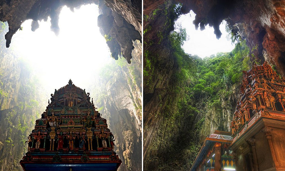 Batu Caves, as incríveis cavernas sagradas na Malásia