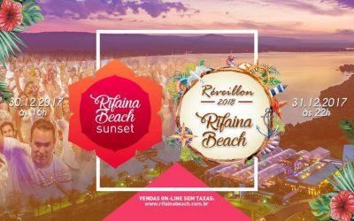 REVEILLON 2018 EM RIFAINA, Confira o que fazer na virada