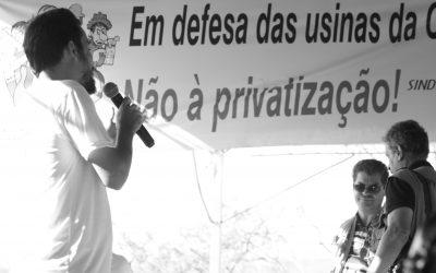 Leilão das Usinas da CEMIG – entre elas Jaguara – se aproxima, e movimentos intensificam mobilização