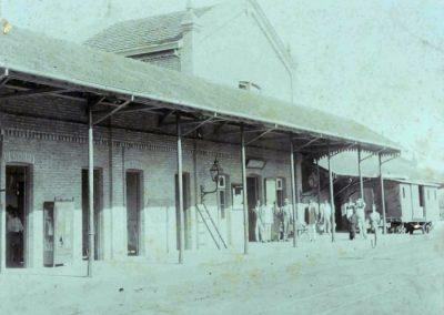 Estação Jaguara Rifaina