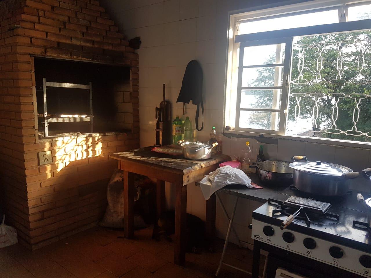 Cozinha Estruturada