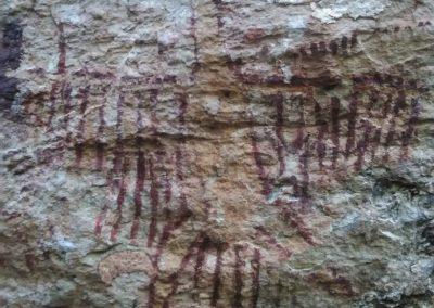 Rifaina arte rupestre